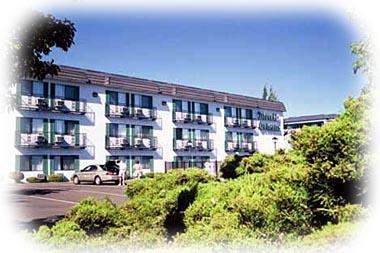 Motel  Corvallis Oregon